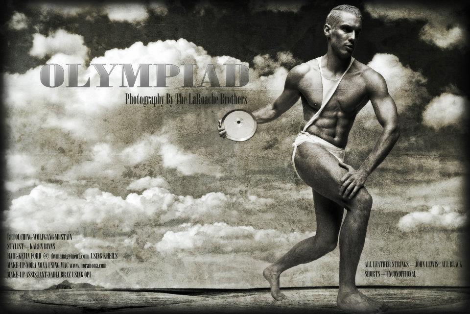 Laroache Brothers Olympiad